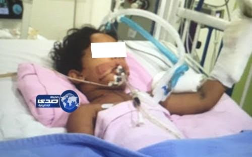 Photos: 4-year-old Saudi boy stabbed 8 times by Ethiopian maid