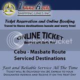 Trans-Asia Shipping Cebu-Masbate Route