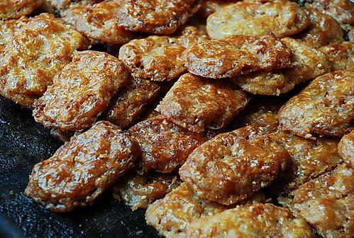雞仔餅 Chinese cookies