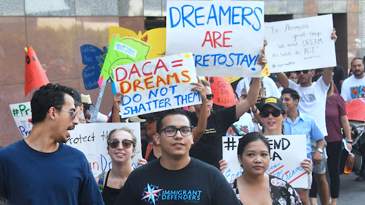 Why DACA is important - Movie TV Tech Geeks News