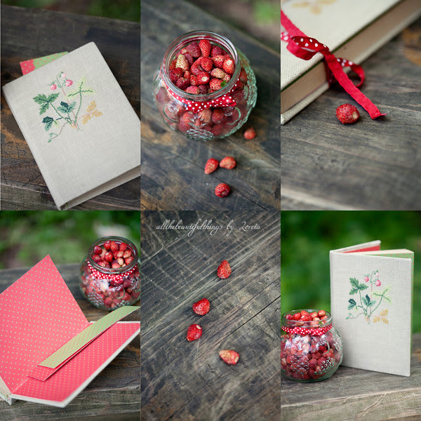 Wood Strawberry (Gerda Bengtsson)