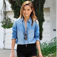 Let Jamie Chung Inspire Your Summer Festival Packing List