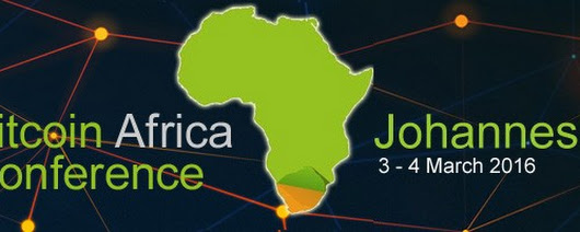 Bitcoin Africa conference 2016