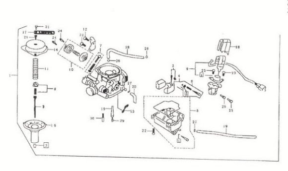 34 Gy6 Carb Diagram