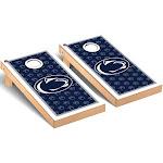 Penn State PSU Nittany Lions Regulation Cornhole Game Set Border Paw Print Version