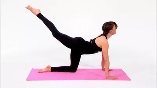 3 Yoga Poses to Do When Your Back Is in Knots