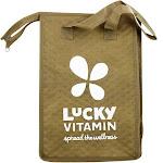 LuckyVitamin Gear Insulated Lunch Bag
