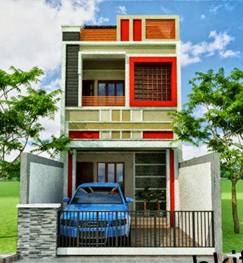 Gambar Rumah Minimalis 2 Lantai Type 21 6 - Desain Rumah ...