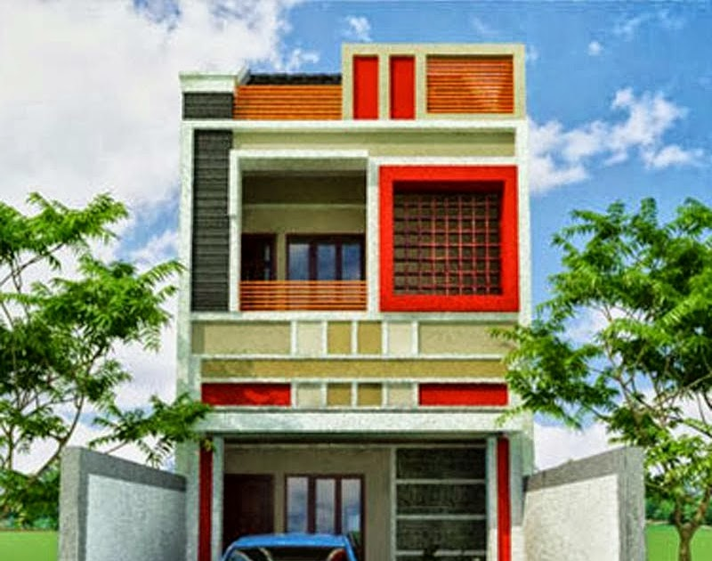43+ Desain Interior Rumah Minimalis 2 Lantai Type 21 ...