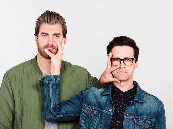 Resultado de imagem para Rhett e Link
