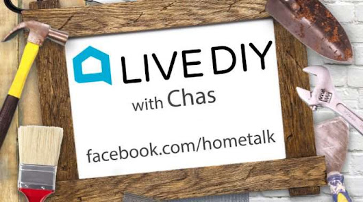 Watch Me Live!!! – Chas' Crazy Creations