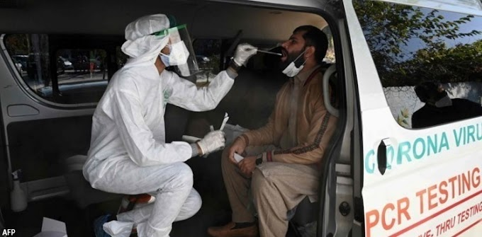 Pakistan witnesses 100 coronavirus deaths, 5,139 infections in a day