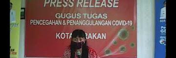 Press Release COVID-19 Tarakan 29 Mei 2020