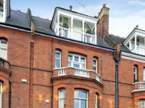 Oscar Wilde house for sale (Image from savills.com)