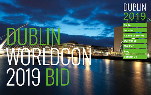 Dublin Worldcon 2019 Bid: Official Bid Site
