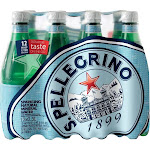 San Pellegrino Sparkling Water, Natural Mineral - 12 pack, 16.9 fl oz