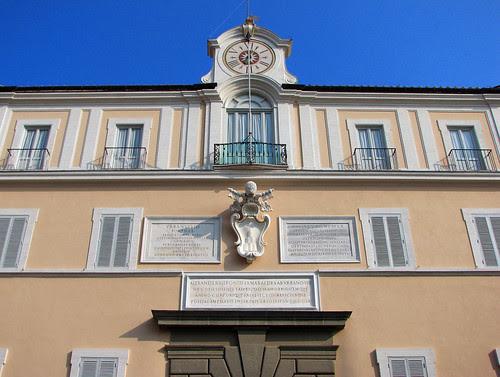 Castel Gandolfo - Pope's Summer Residence