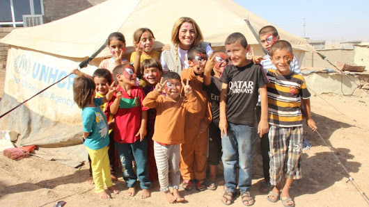 Education for rehabilitation and rebuilding confidence in war-torn children: Perspective from a Yezidi from Camp Khangee in Northern Iraq | Dr. Patrick Blessinger