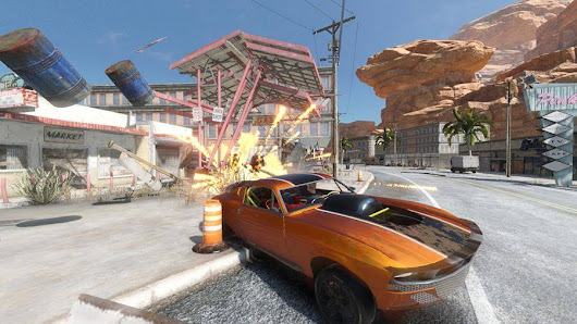 Flatout 4 Total Insanity Review