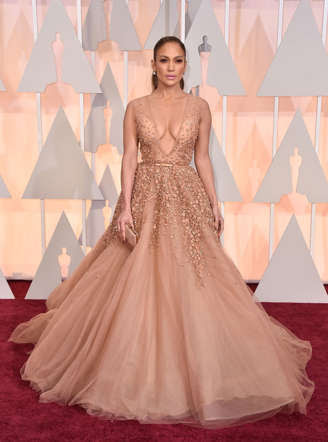 "<a href=""http://www.wonderwall.com/music/Jennifer-Lopez-307.celebrity"">Jennifer Lopez</a> attends the Academy Awards at the Dolby Theatre in Los Angeles on Feb. 22, 2015."