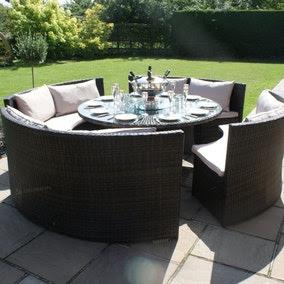 Garden Furniture Sets | Outdoor Patio Furniture Sets | Dunelm