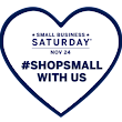 Show Your Love for Local and Shop Small on Saturday, November 24 - MainStreet Libertyville