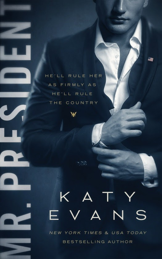 BLOG TOUR: Mr. President by Katy Evans