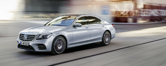 2018 Mercedes-Benz S-Class New Specs and Features