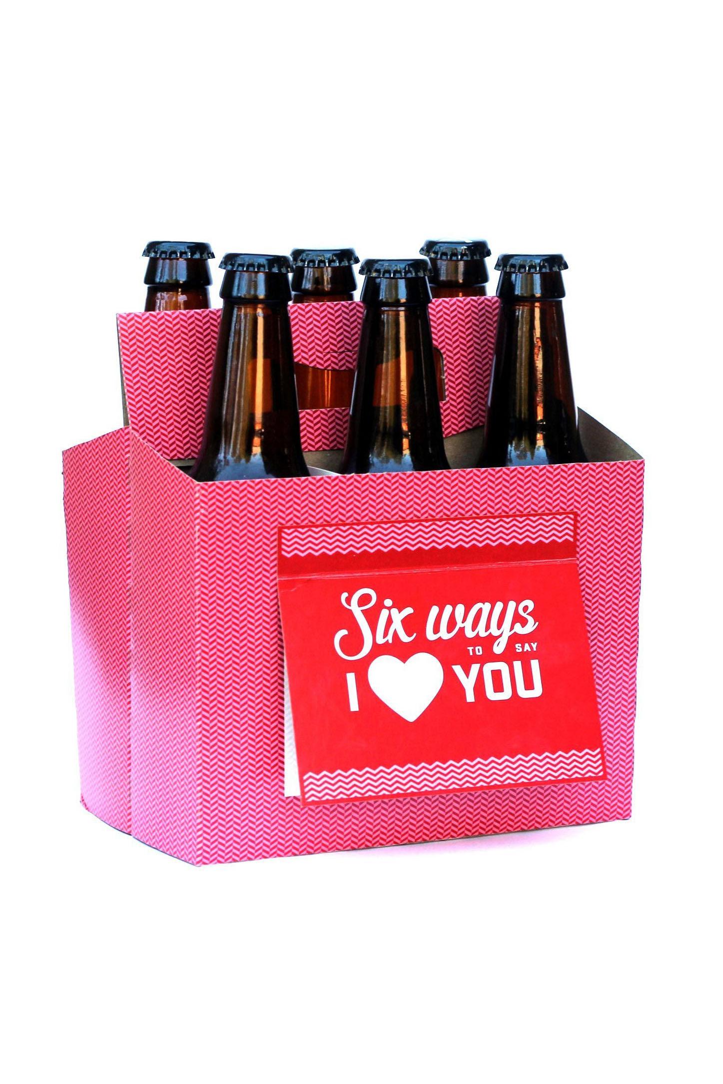 Valentines Day Gift Ideas For Him Vallentine Gift Card