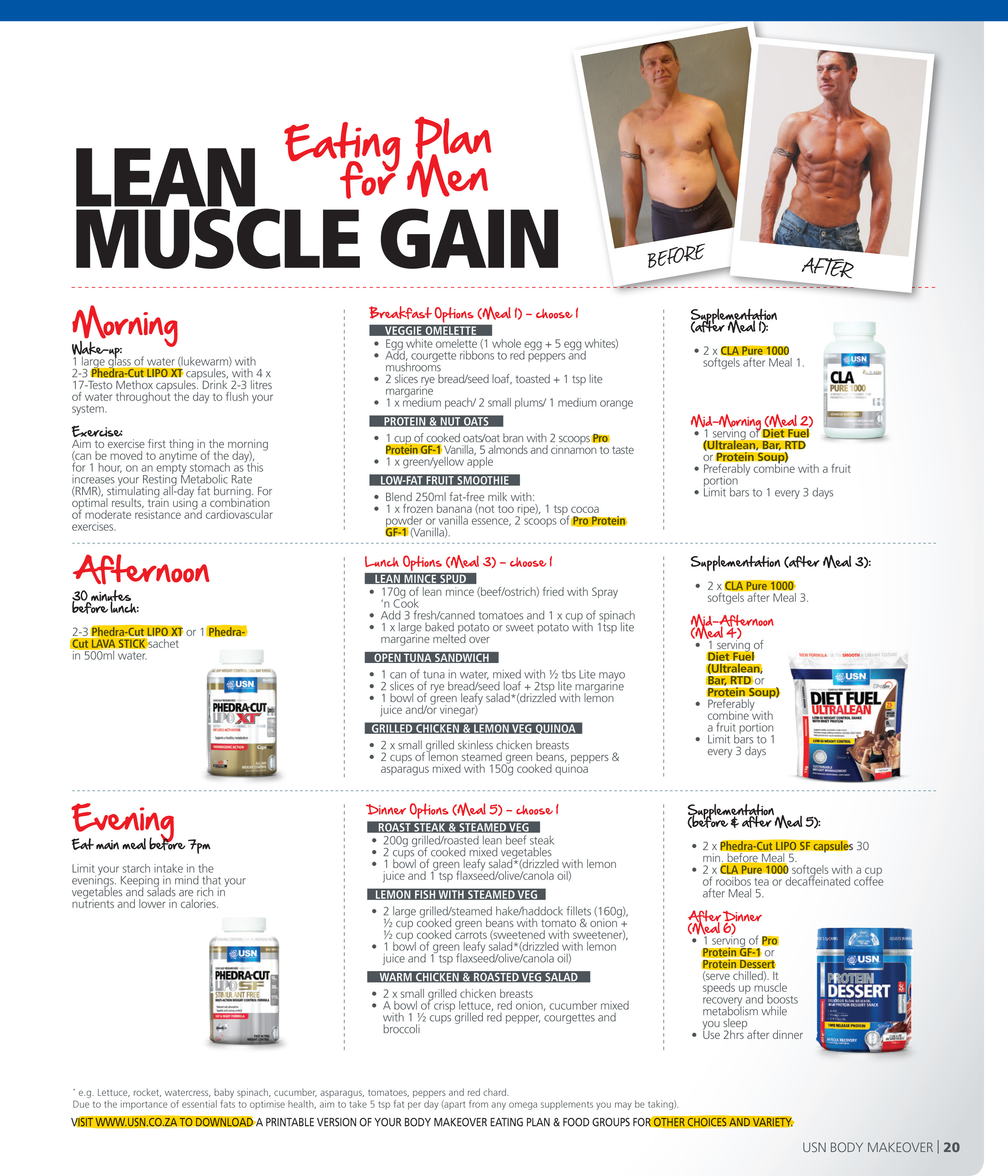 Top 10 Punto Medio Noticias Diet Plan For Weight Loss And Muscle