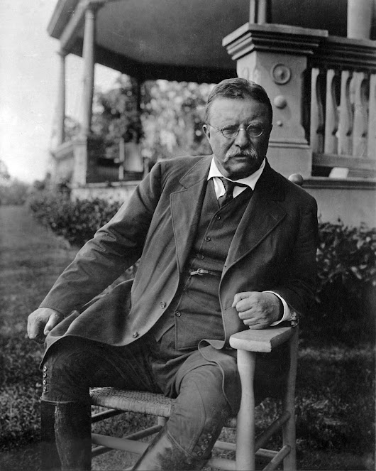 Startup Lessons from Teddy Roosevelt