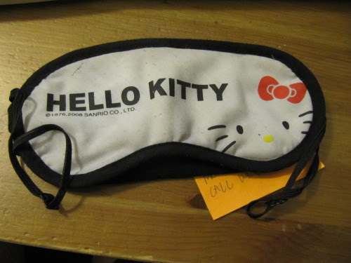 HK SLEEP MASK Submitted by sexpanther