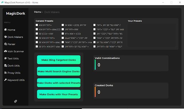 MagicDork Premium v3.4.5