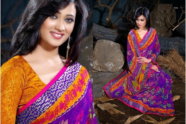 Womens-Girl-Wear-Beautiful-Sari-New-Fashion-Color-Printed-Saris-by-Prerna-Poly-Georgette-Sarees-7