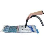 Sundance Egemen Magic Saver Vacuum Bag Set of 5 Super Pack-Large 2/Pkg, Xlarge 3/Pkg