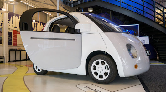 What It's Like to Drive Around Google's Self-Driving Car? | My News Tips