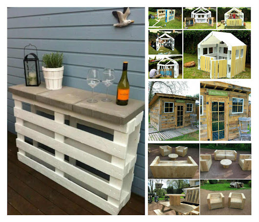 Best Of 2014: Our 5 Most Popular Pallet Projects | 1001 Pallets