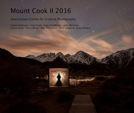 QCCP Mount Cook II 2016 Landscape Photography