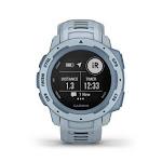 Garmin Instinct Rugged GPS Watch Sea Foam