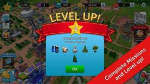 Download RollerCoaster Tycoon Touch MOD APK 1 5 38 Android