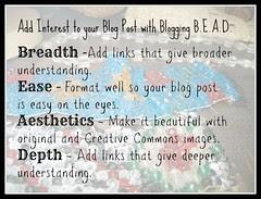 2012-342 Blogging B.E.A.D.