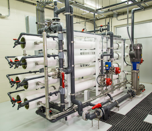 Use Variable Frequency Drives to Save Energy in Membrane Plants