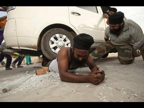 video que muestra Artes Marciales Extremas Indias