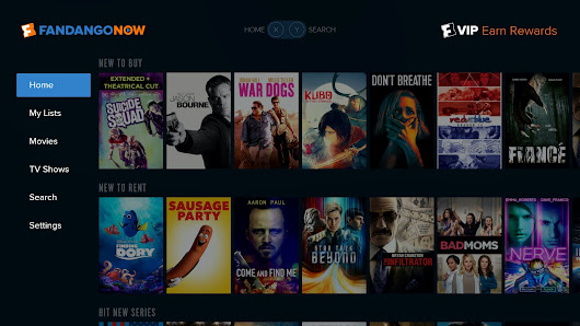 FandangoNOW comes to Xbox One with on-demand movies and more