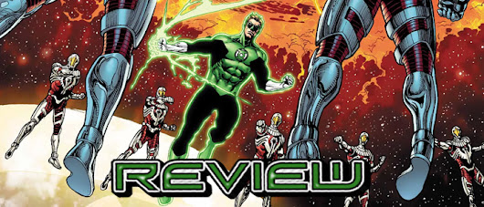 Hal Jordan and the Green Lantern Corps #43 Review - The Blog of Oa