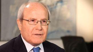L'expresident de la Generalitat José Montilla