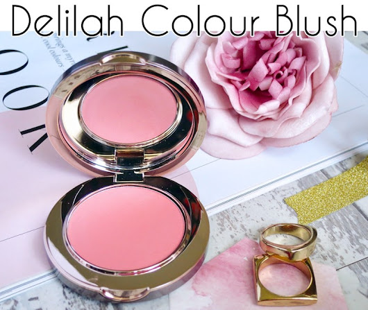Delilah Cosmetics First Impressions - Let's talk beauty