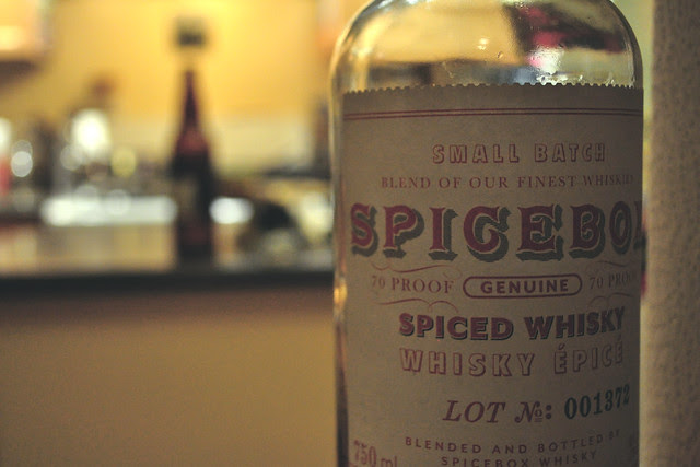 spicebox whiskey