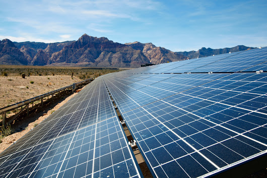 Solar power for the whole planet? - Life in the Right Direction
