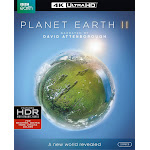 Planet Earth II (4K/UHD), movies
